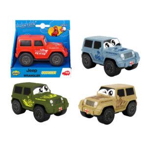 Simba pehme auto Jeep Wrangler 1/4